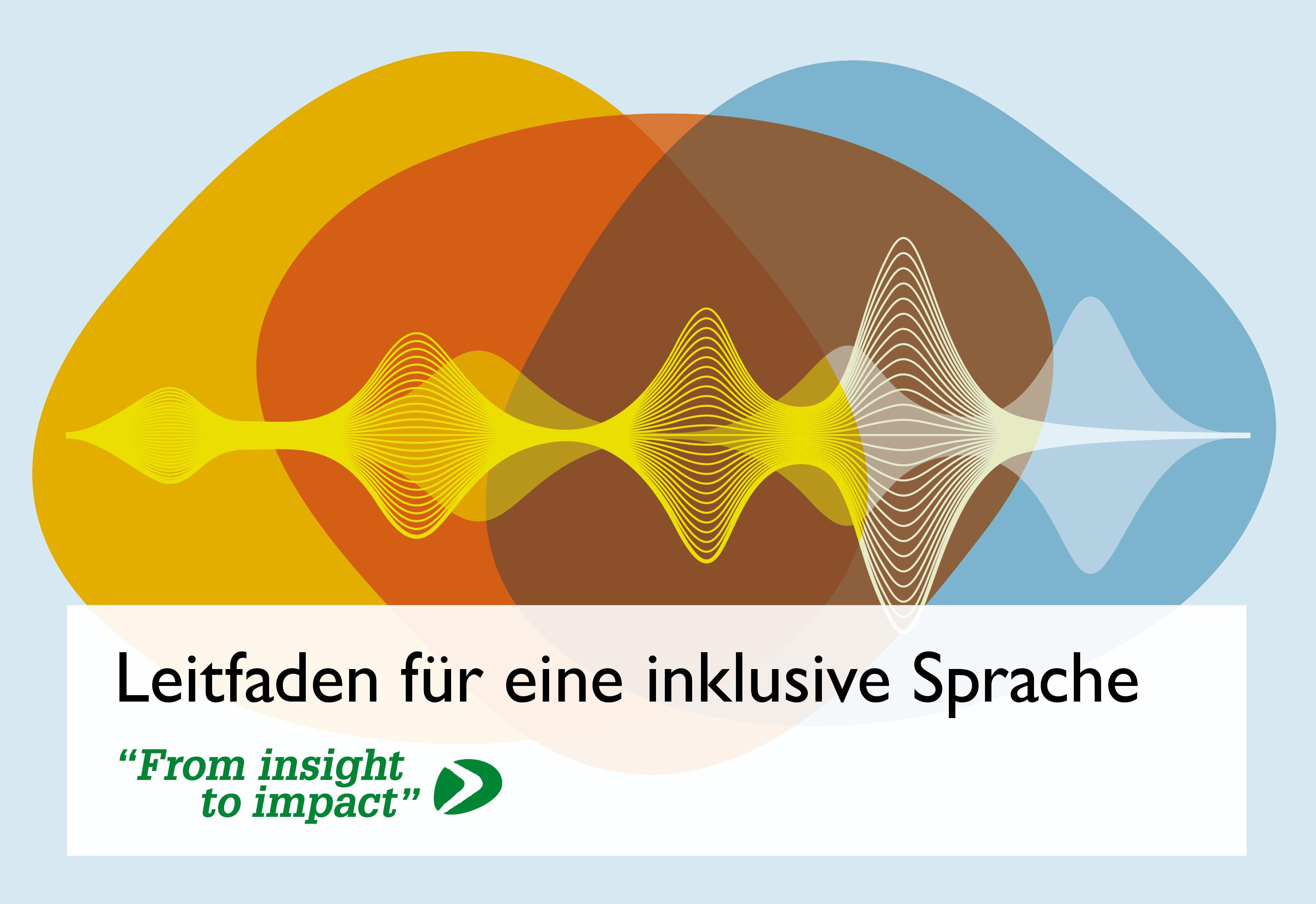 HSG Leitfaden für eine inklusive Sprache (Bild)