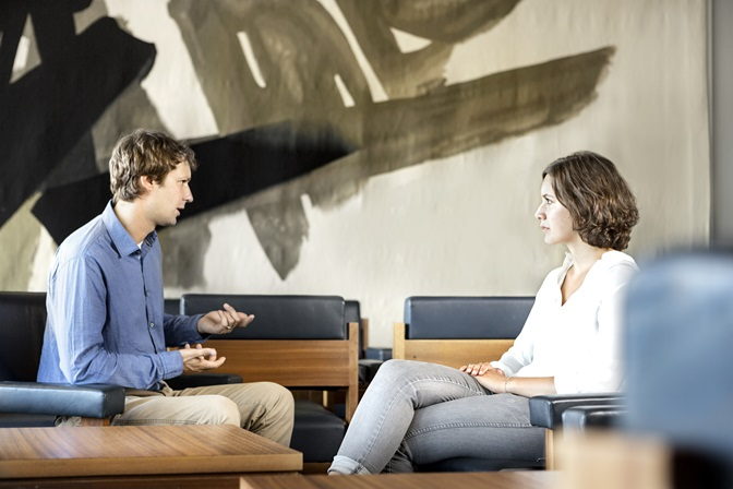Coaching-Gespräch