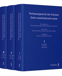 Schindler, Verfassungsrecht der Schweiz/Droit constitutionnel suisse